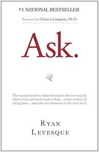 Ebook Ask de Ryan Levesque - Livre de Marketing (Anglais) gratuit