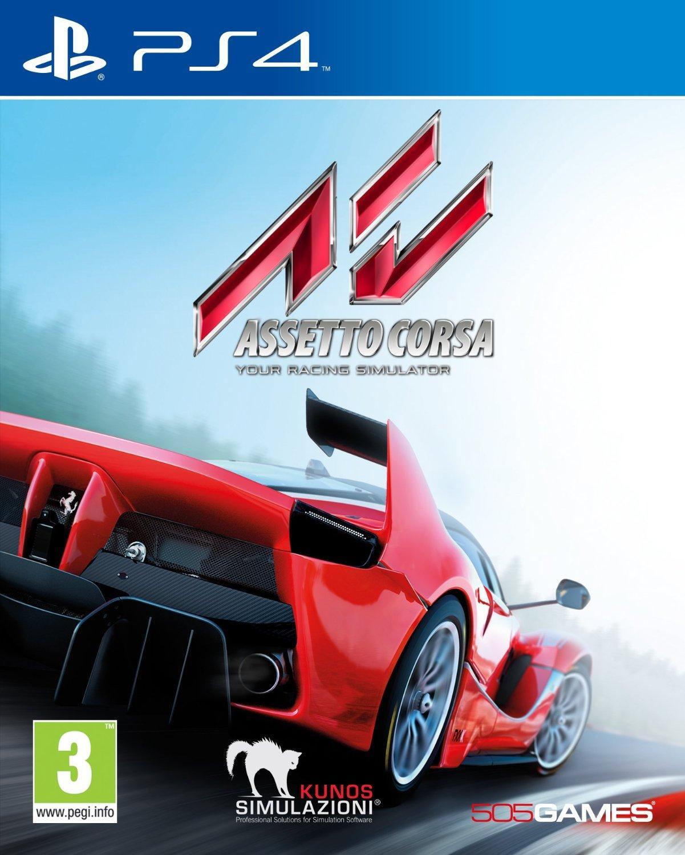 Assetto Corsa sur PS4 et Xbox One