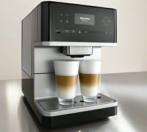 Cafetière Expresso automatique Miele CM 6110 - Noir