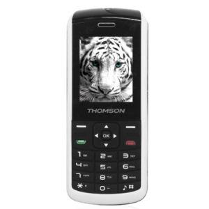Téléphone Thomson Nimble TH1035 - double carte sim Blanc