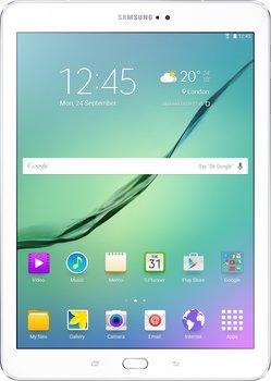 """Tablette 9,7"""" Galaxy Tab S2 VE (Wi-Fi, 64 Go, blanc) + carte cadeau de 100 € (via ODR de 50€)"""