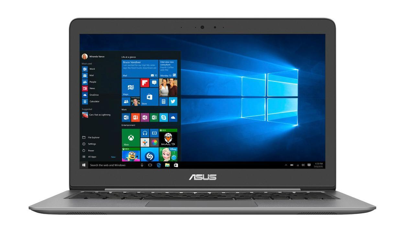 """PC portable 13.3"""" full HD Asus Zenbook UX310UQ-GL015T (i7-6500U, 940MX, 8 Go de RAM, 1 To + 128 Go en SSD) + 15€ en carte cadeau"""
