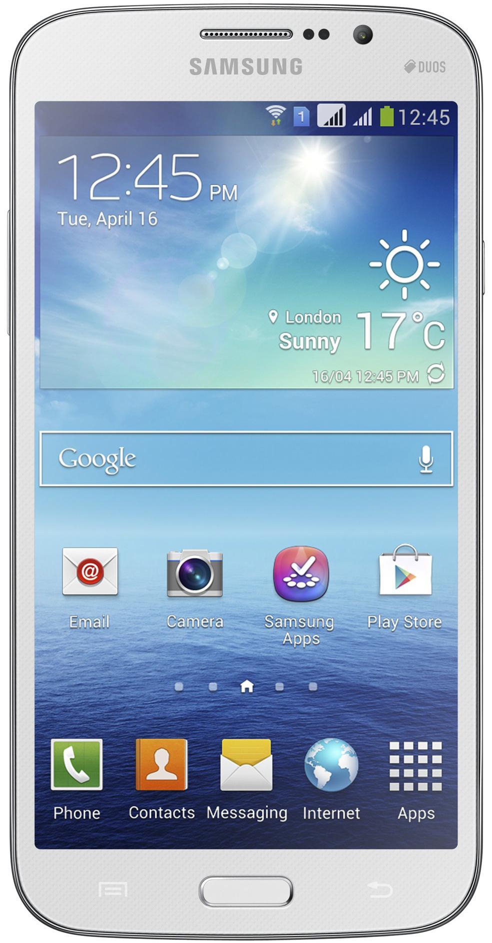 15% de réduction sur les smartphones Samsung Galaxy White