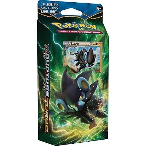 Pack de démarrage Pokémon - Regard Électrique + 3.25€ en deux bons d'achat