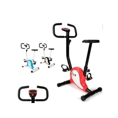 Vélo d'appartement Fitness Cardio - rouge