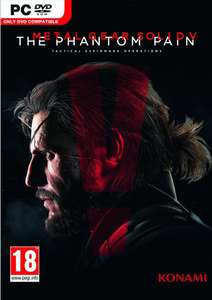 Metal Gear Solid V: The Phantom Pain sur PC (Dématérialisé - Steam)
