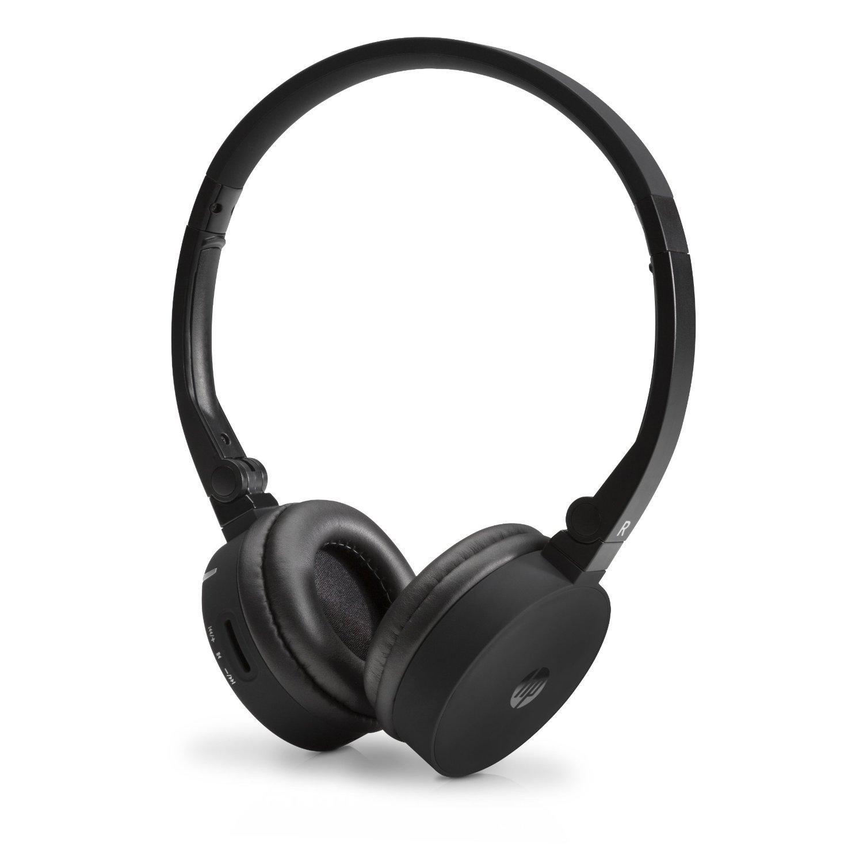 Casque audio sans-fil HP H7000 (Bluetooth, noir)