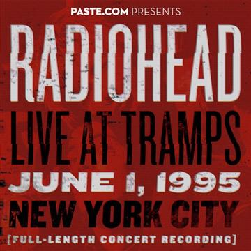 Album Radiohead Live at Tramps June 1, 1995 gratuit