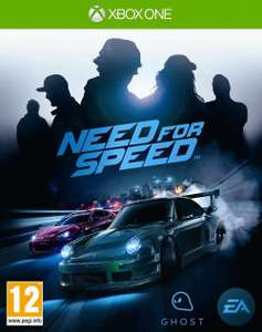 Need For Speed sur Xbox One + 20,35€ en bon d'achat