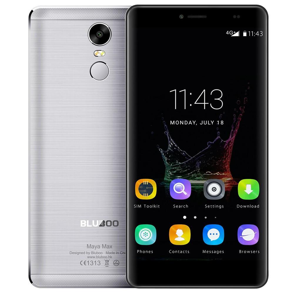 "Précommande : Smartphone 6"" Bluboo Maya Max (4G, Octa-core 1.5 GHz ,RAM 3 Go, 32 Go, 13 Mp)"