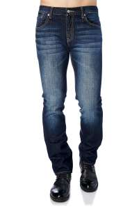 Sélection de Jeans Levi's Homme en promotion - Ex. Jean 511 Slim Fit Blue desized