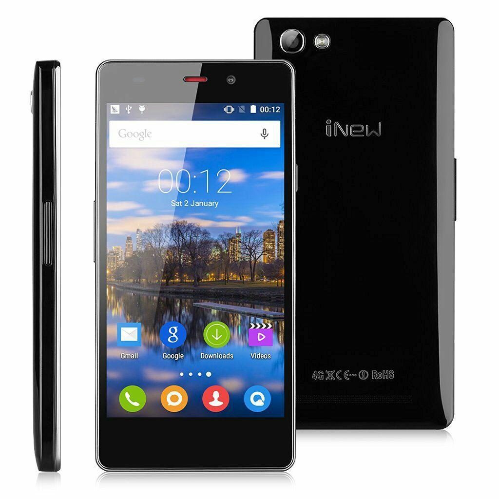 "Smartphone 4.5"" iNew U3 Lte - 4G,Dual Sim, 8GO, 1GO Ram"