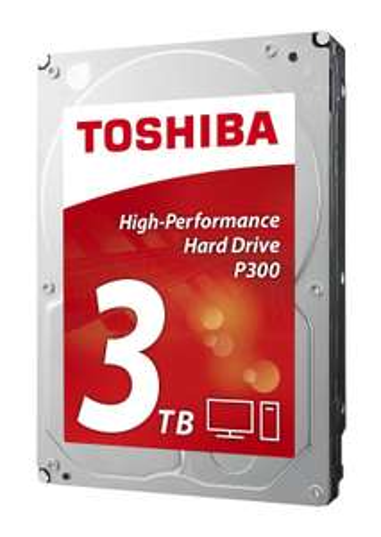 "[MAJ] Disque Dur Interne 3.5"" Toshiba P300 SATA3 - 3To, 7200RPM"