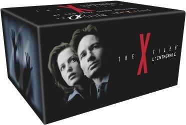 Coffret DVD The X-Files - L'intégrale des 9 saisons + les 2 films en Édition Limitée