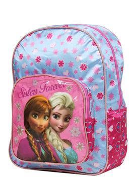 Sac à dos Disney La Reine des Neiges Sisters Forever - 41 cm, Violet