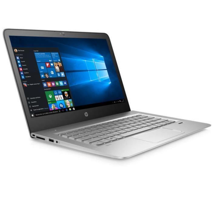 """PC portable 13,3"""" HP Envy 13-D003NF (i7-6500U, 8 Go RAM, 256 Go SSD, QHD+,) + Bon d'achat de 595€"""