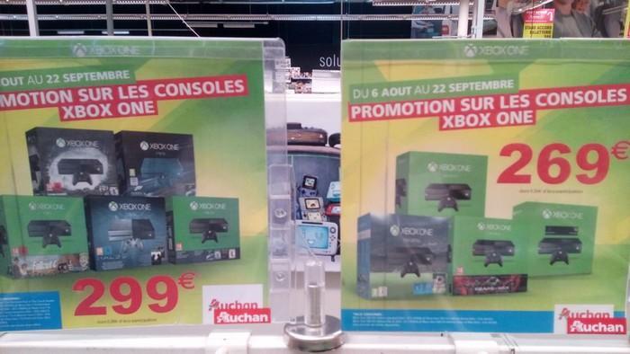 Console Microsoft Xbox One 500Go + Kinect