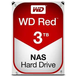 "Disque dur interne 3.5"" Western Digital NAS Red 3To 64Mo"