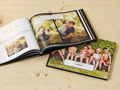 Livre Photo Prestige A4