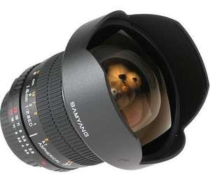 Objectif Samyang 14mm F2.8 IF ED pour Olympus FT