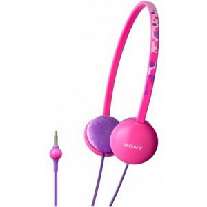 Casque audio Sony MDR-370LP Rose