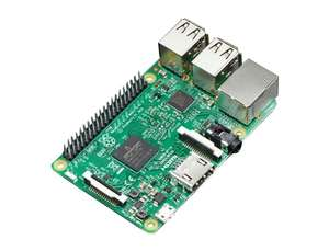 Mini-PC Raspberry Pi 3 - Modèle B, RAM 1 Go