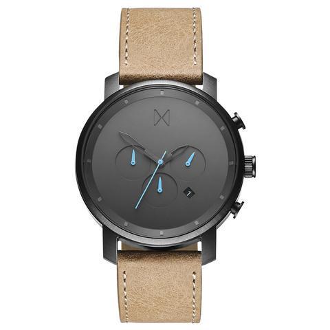 -15% sur tout le site - Ex: Montre MVMT Chrono Gun Metal/Sandstone Leather