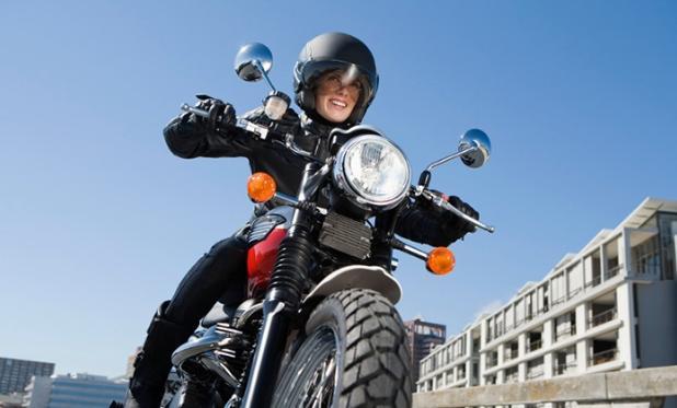 Permis moto sans code de la route