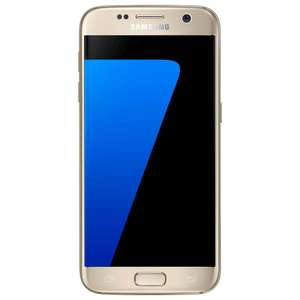 "Smartphone 5.1"" Samsung Galaxy S7 - 32 Go, Or, Android 6.0"