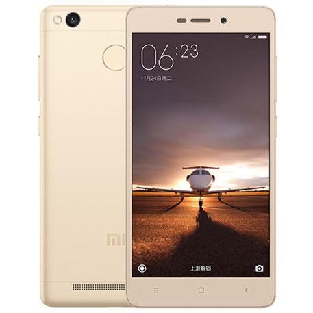 "Smartphone 5"" Xiaomi Redmi 3 Pro Gold (3Go RAM, 32Go, Snapdragon 616)"