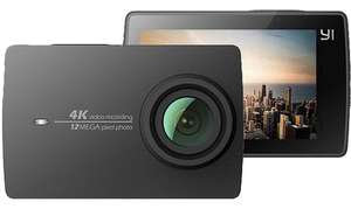 Caméra Xiaomi Yi 4K (Plusieurs coloris - Version chinoise)