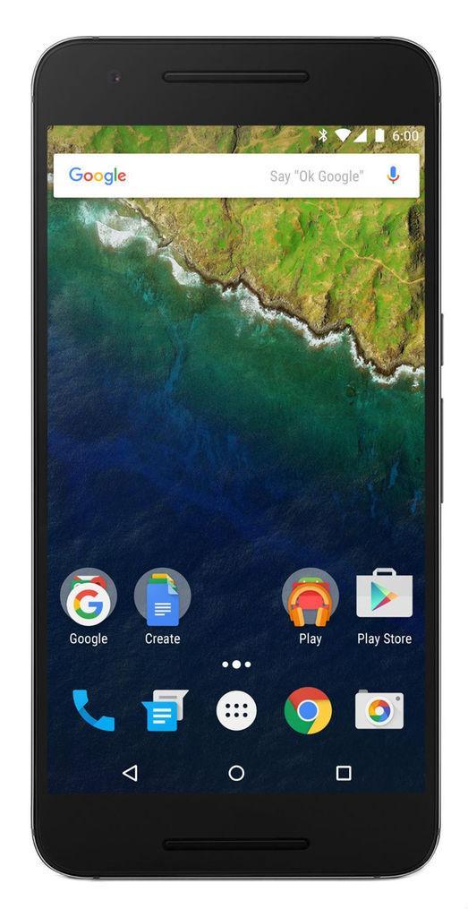 "Smartphone 5.7"" Huawei Nexus 6P 32Go"