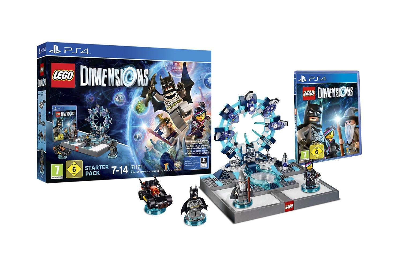 Pack de démarrage Lego Dimensions sur PS4 et Wii U
