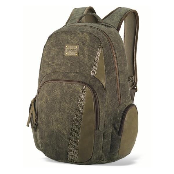 Sélection de sacs à dos en promo - Ex : Sac à dos Dakine Finley 25L - Olivette
