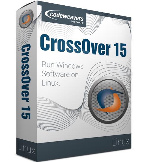 25% de réduction sur tous les produits CodeWeavers (CrossOver) pour Mac / Linux