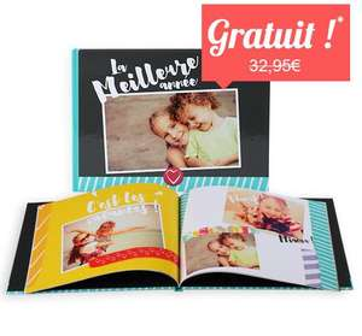 [Nouveaux clients] Album photo Prestige Paysage 26 Pages offert / Port inclus