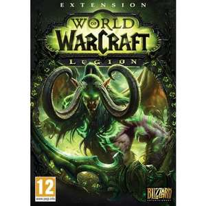 [Précommande] World Of Warcraft Legion sur PC