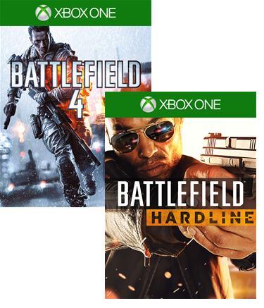 [Membres Gold] Battlefield 4 ou Battlefield Hardline sur Xbox One (dématérialisé)
