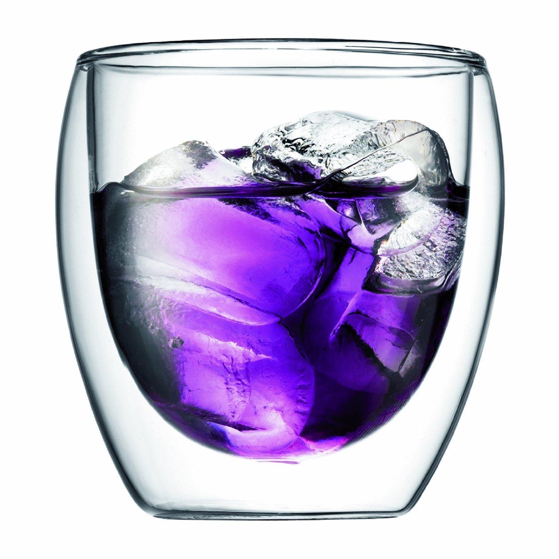 Lot de 2 verres Bodum - Paniva 25cl