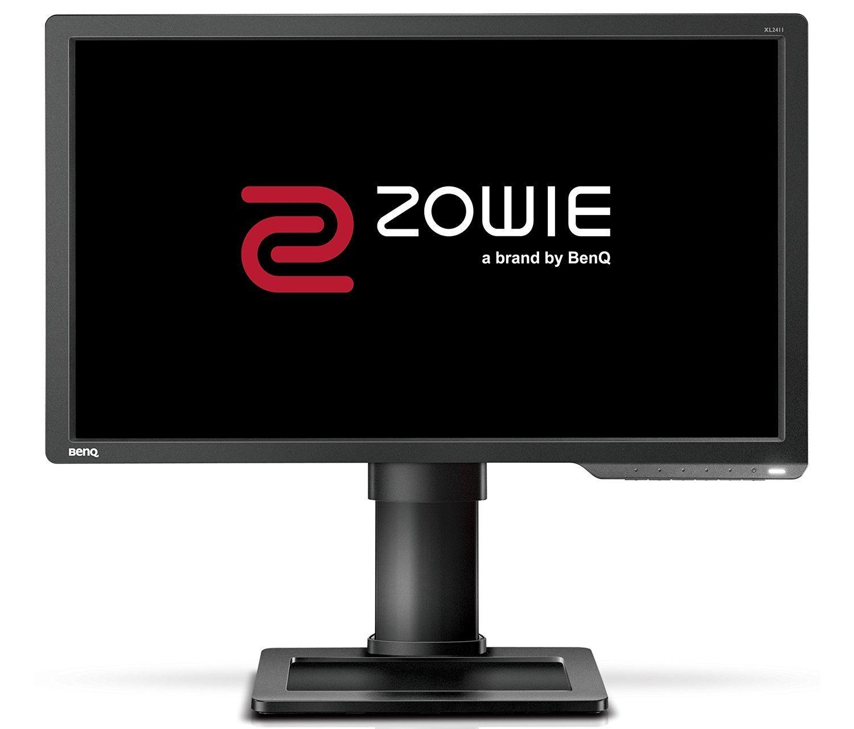 "Ecran PC 24"" Benq 3D Case - LED, Full HD, 144Hz, 1ms, DVI/HDMI"
