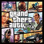GTA V (dématérialisé) sur Xbox One