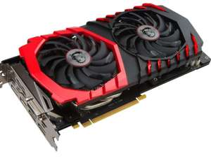 Carte graphique Nvidia GeForce GTX 1060 MSI 00V328-012R