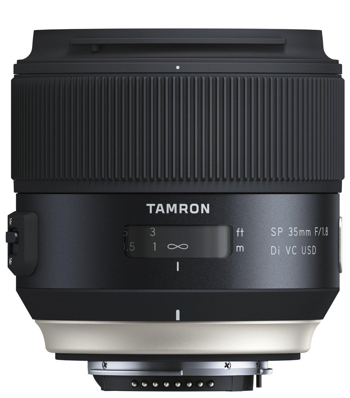Objectif Tamron SP 35mm F/1.8 Di VC USD (Modèle F012) - Monture Nikon