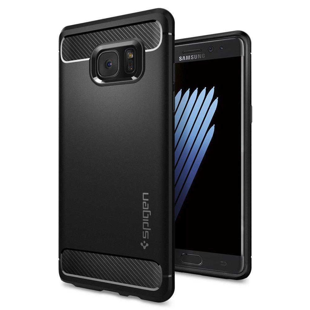 Sélection de coques Spigen pour Samsung Galaxy Note 7