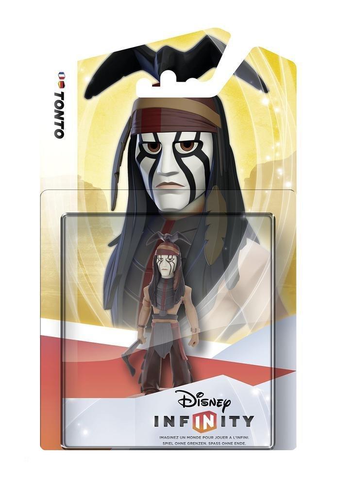 Figurines Disney Infinity en promo - Ex: Figurine Tonto Disney Infinity