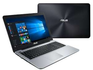 "PC portable 15.6"" Asus R556LA-XX2591T Noir - i5 5200U 2.2Ghz , RAM 4Go, 750Go, Windows 10"