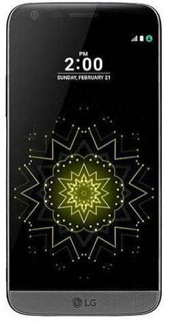 "Smartphone 5.3"" LG G5 (H860) - 32 Go, titane"