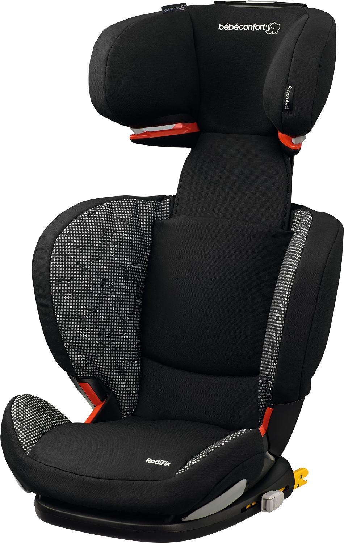 Siège Auto Bébé Confort Rodifix Groupe 2/3 Air Protect Collection 2015 Black Digital à 124.90 pour les premiums ou
