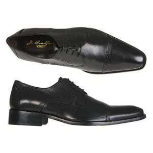 Chaussures J. Bradford Derby cuir Greg Homme