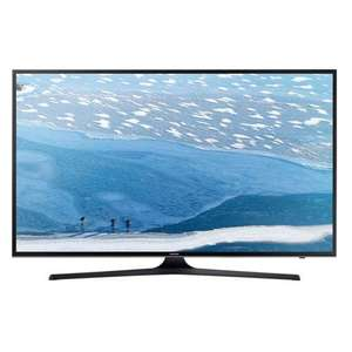 "TV 60"" Samsung UE60KU6000 - 4K UHD, HDR 1300 PQI, Smart TV (via ODR de 211€)"